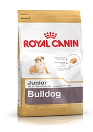 Bulldog Junior confezione 12kg
