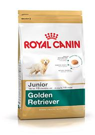Golden Retriever Junior confezione 12kg