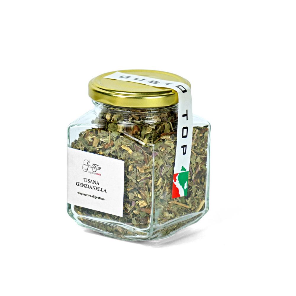 Tisana Genzianella  50 gr