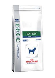 Satiety Small Dog confezione 1.5kg