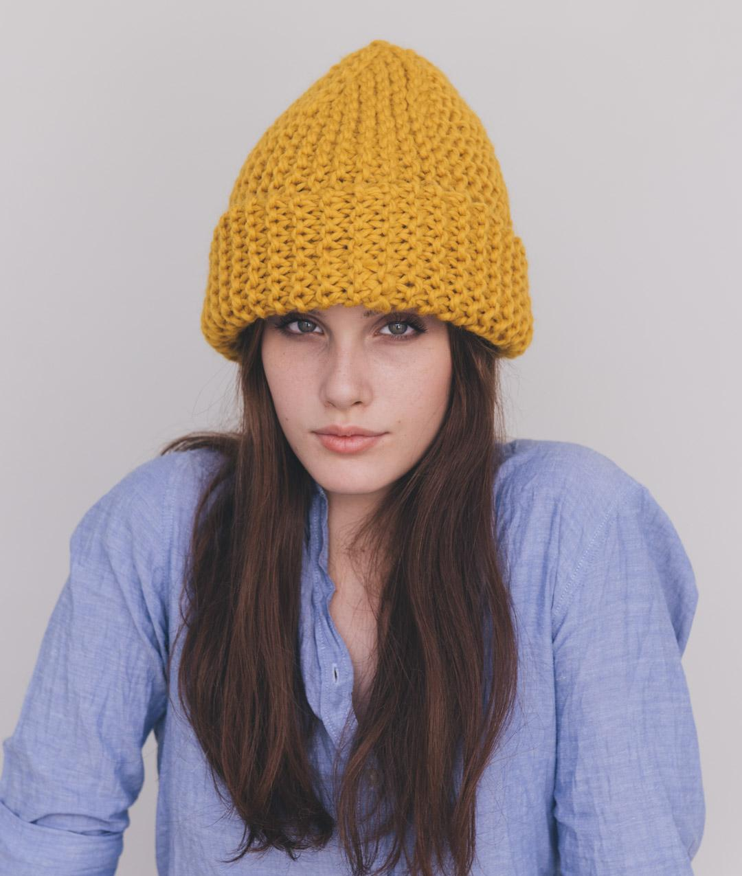 Be Organic, Be Easy Collection - Hats and Beanies - ARANEL BEANIE - 1