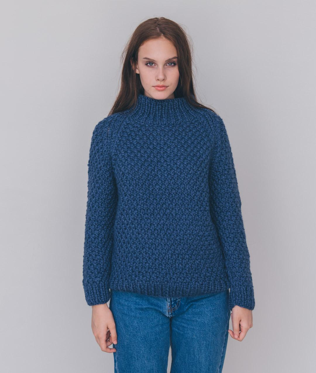 Be Organic, Be Easy Collection - Sweaters and Tops - FREEDOM PULL - 1