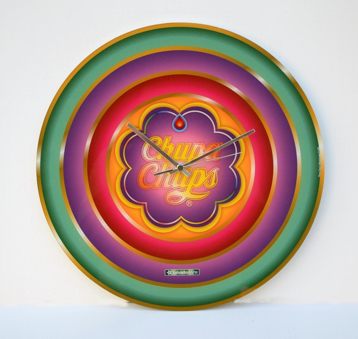 Orologio da Parete in metacrilato, Formato diametro cm 40, by Salvadori Arte