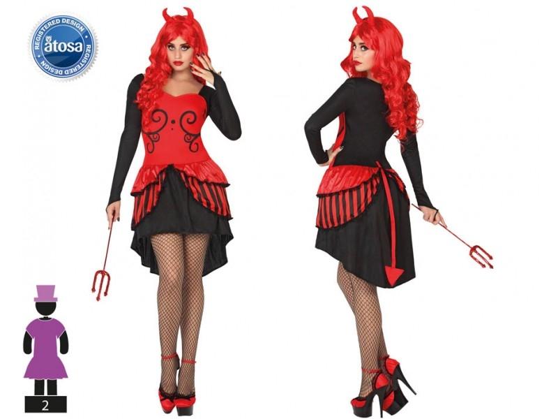 Costume Diavolessa