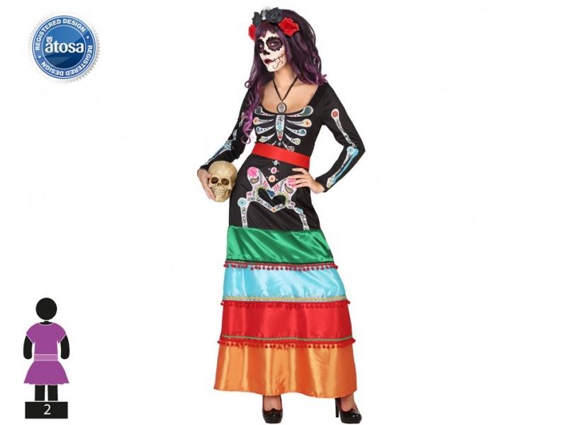 Costume Scheletro Messicano