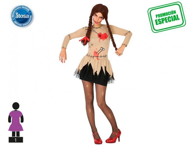 Costume Bambola Voodoo