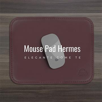 Mouse Pad Scrivania Hermes