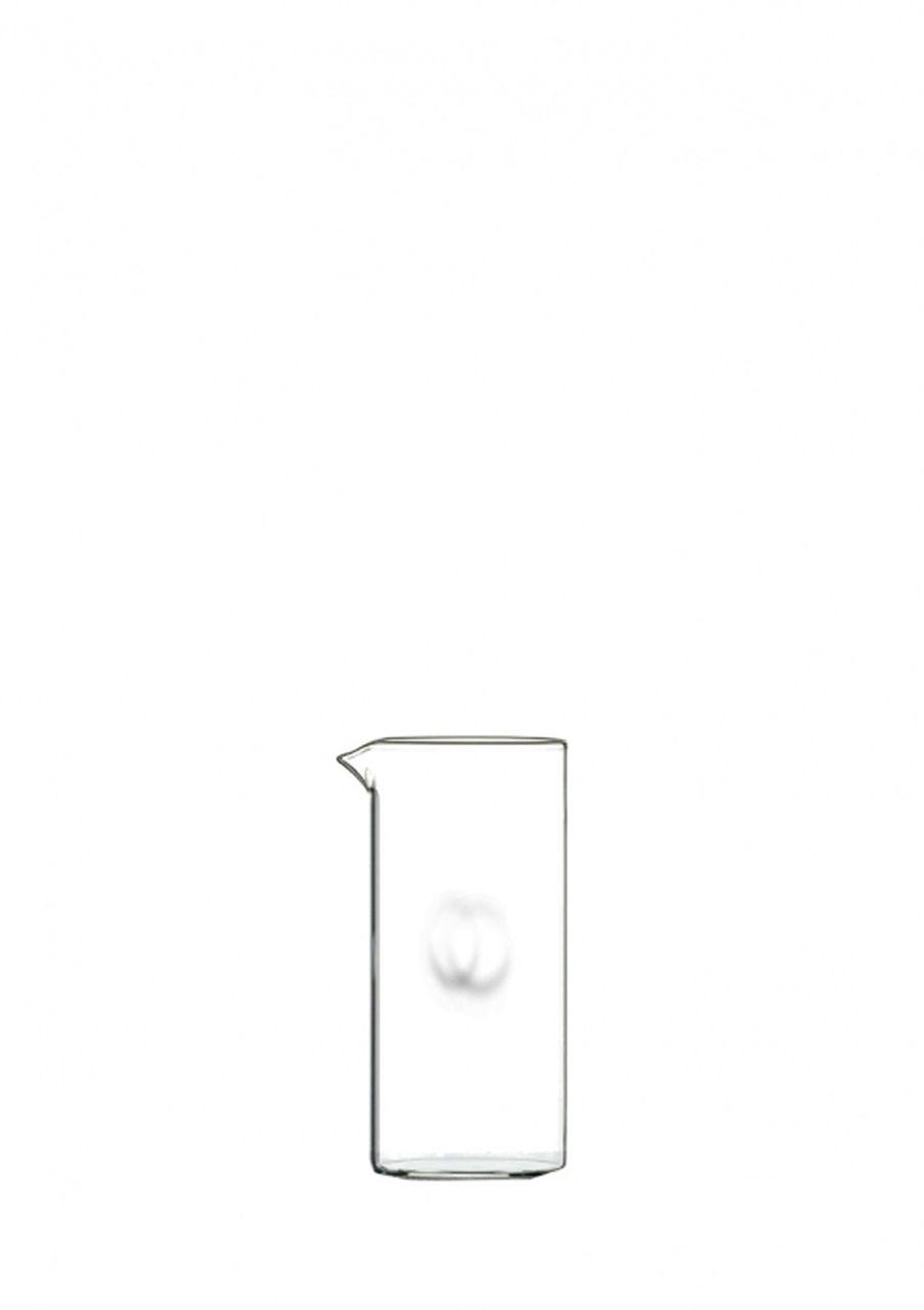 Caraffa in vetro senza manico ml 250