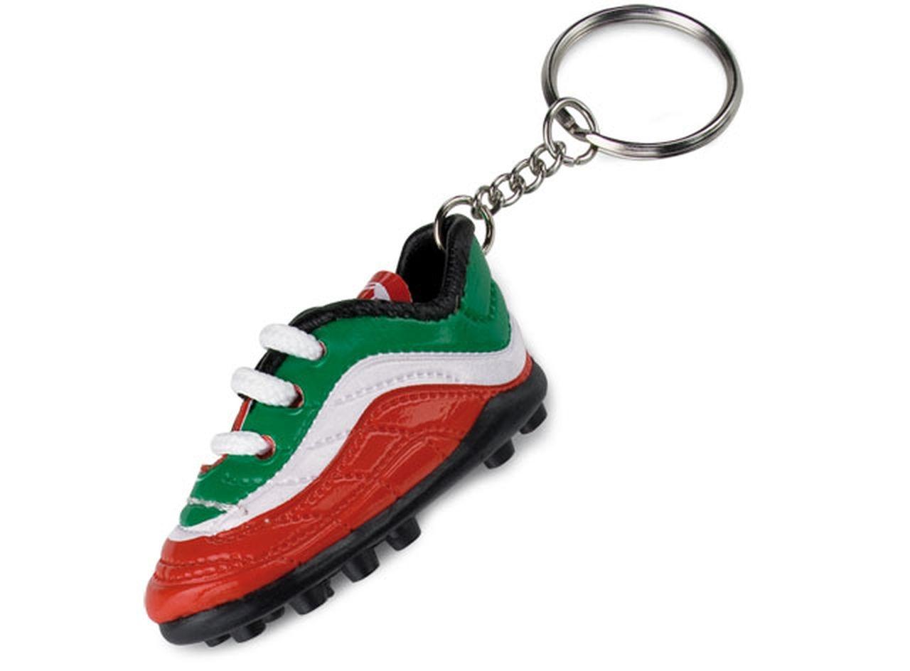 Portachiavi Scarpa da Calcio Italia cm.12x3x4h