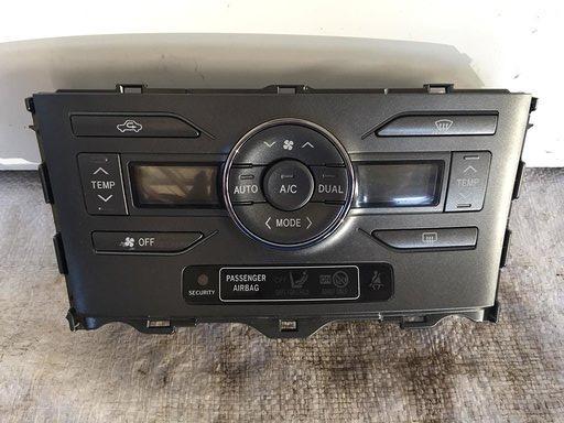 Blocco comando climatizzazione usato originale Toyota Auris 2007>