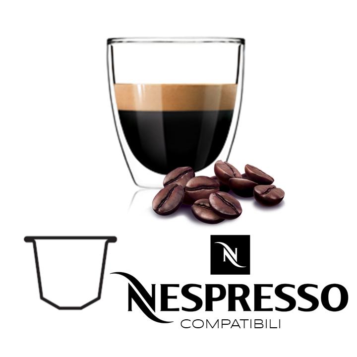 Compatibili Capsule Nespresso CAFFE' ASSORTITI