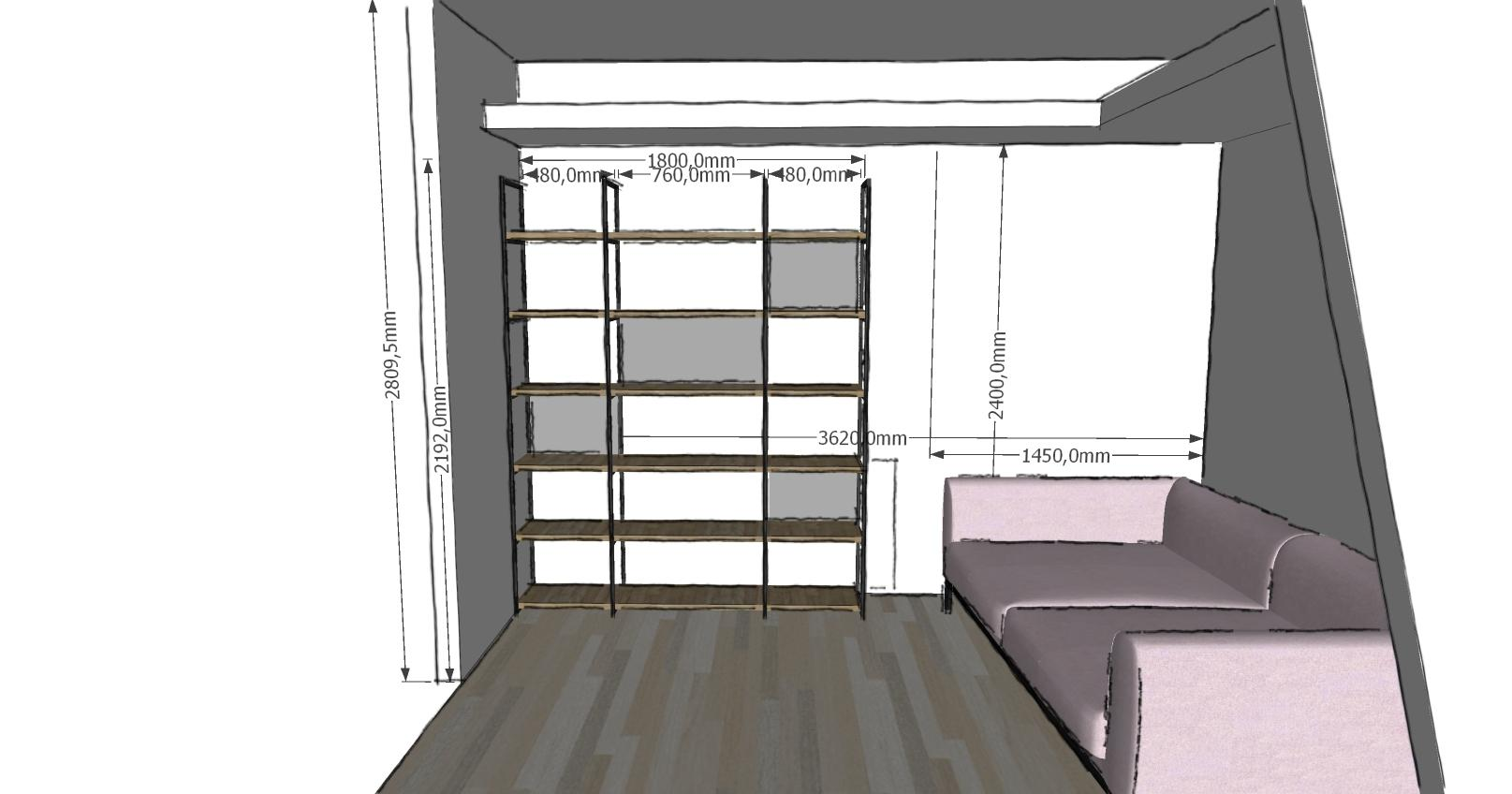 Libreria Olut 180x219