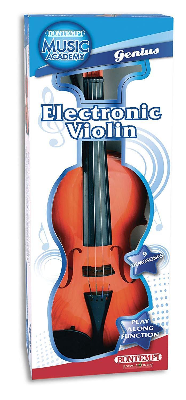 Violino elettronico con 9 melodie preregistrate 290500 BONTEMPI NEW