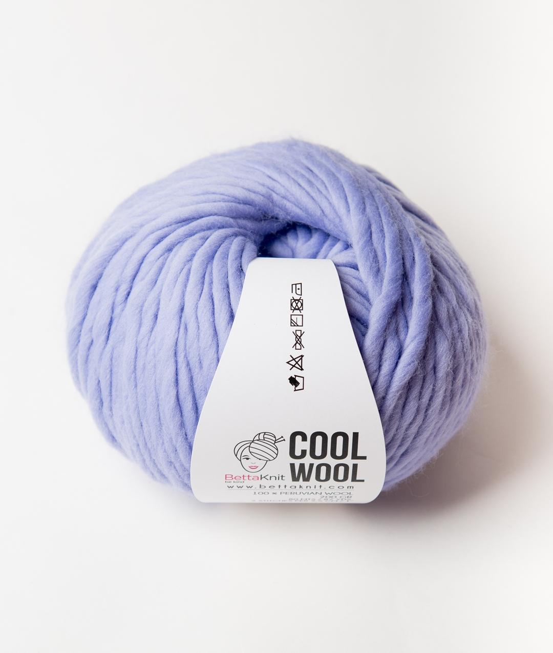 Wool - Yarns - Cool Wool - 1