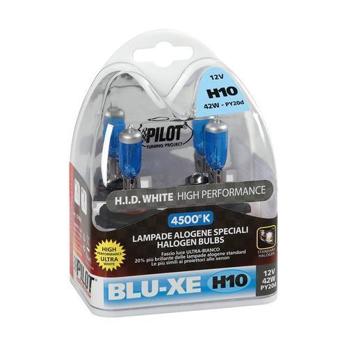 Coppia lampade H10 42 Watt effetto xenon