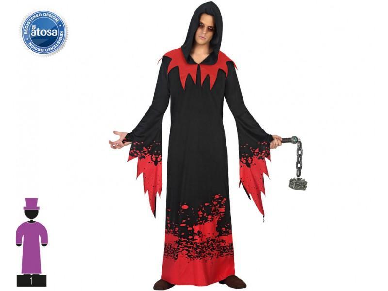 Costume Morte Insanguinato