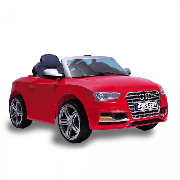 Auto Macchina Elettrica per Bambini Audi S5 12V Rossa by Biemme