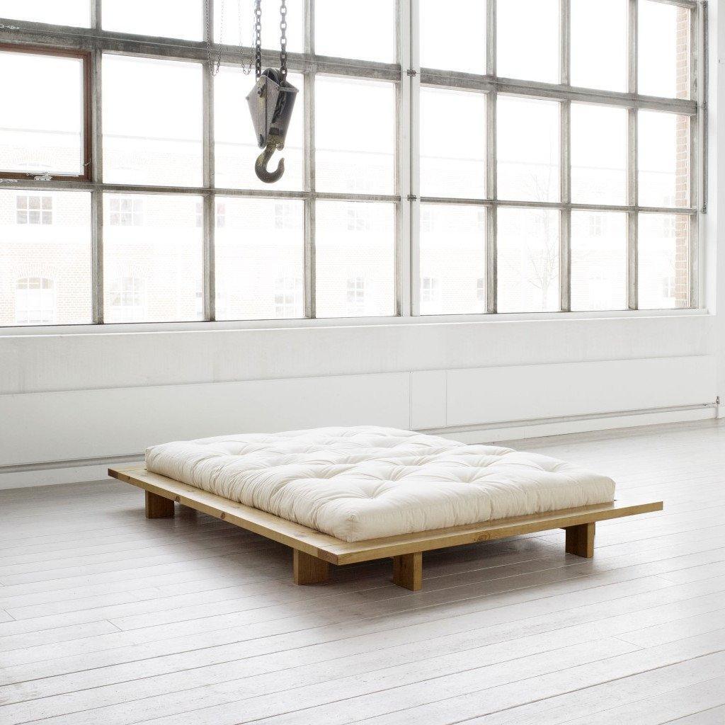 Japan letto in legno