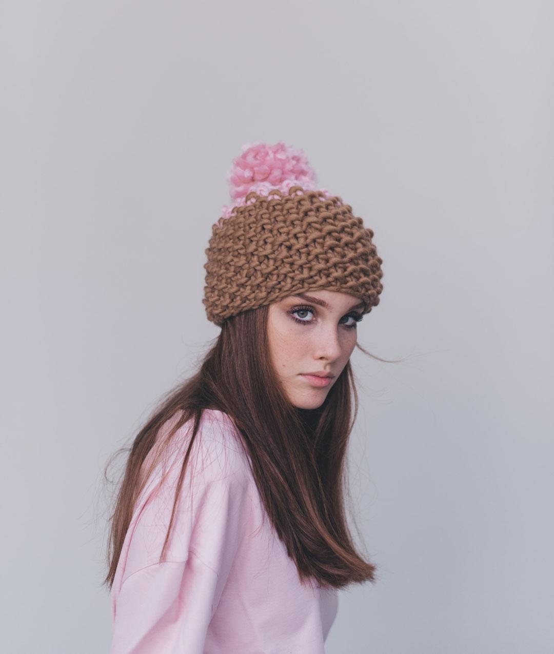 Chunky Knits Collection  - Hats and Beanies - Calimon Hat - 1