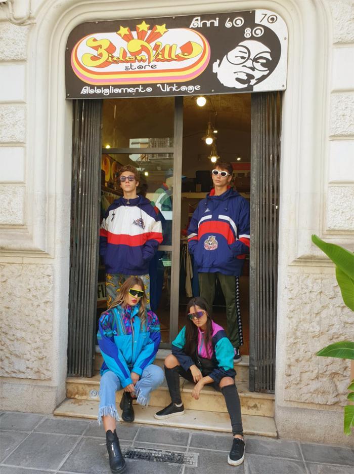 Bidonville Store - Abbigliamento e Accessori Vintage 1e14c00d7d4d