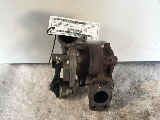 Turbocompressore turbina usato originale ford fiesta 2008> 1.4 TDCI