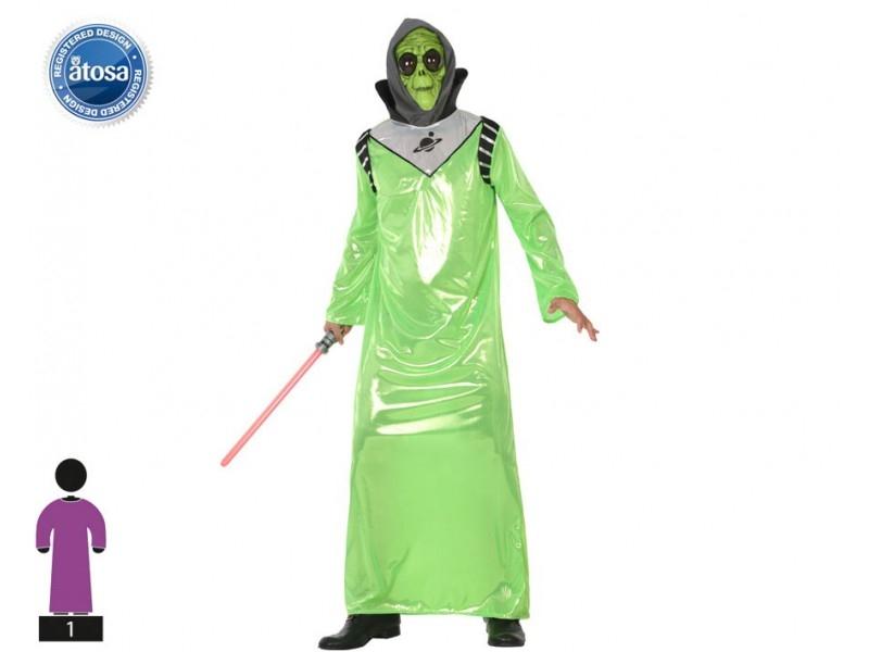 Costume Alieno Verde