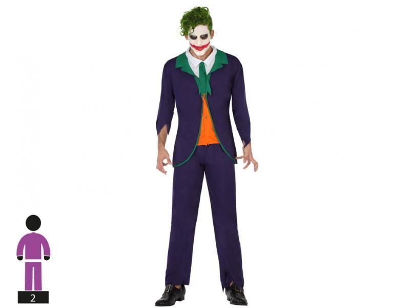 Costume Clown Joker