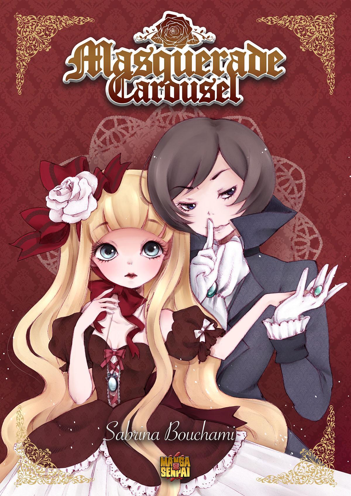 Masquerade Carousel 1