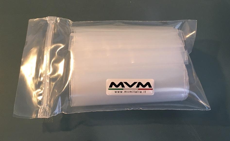 Buste Moxy plastica richiudibili