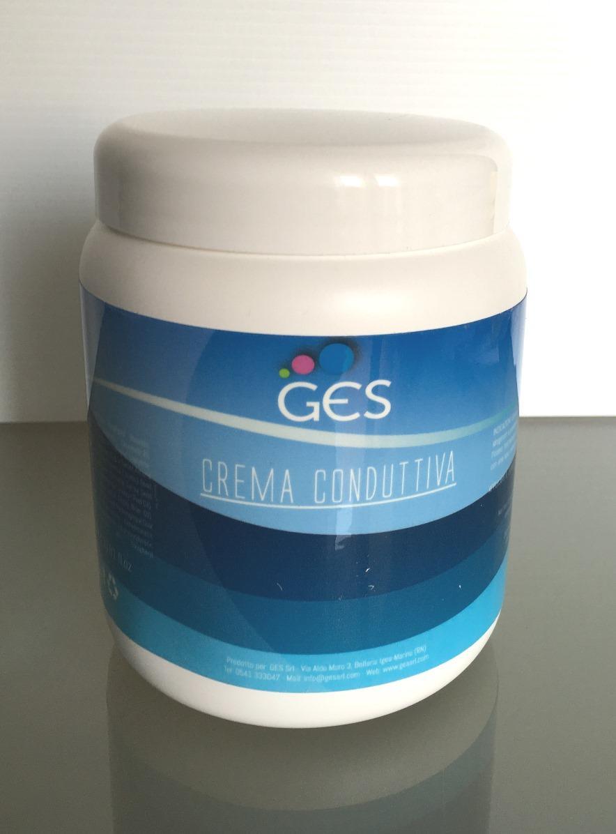 Crema Diatermia GES Tecar