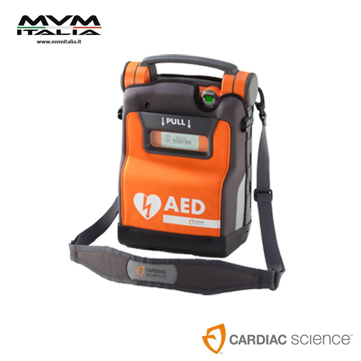 Custodia premium per defibrillatore CARDIAC science Powerheart G5