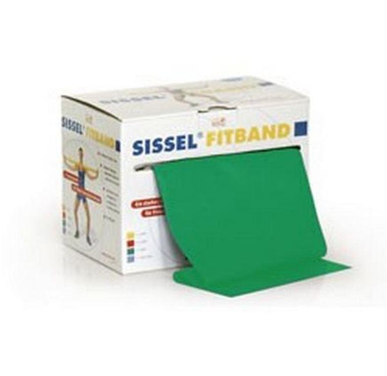 SISSEL® FITBAND verde 14,5cm rotolo 25m, (forte)