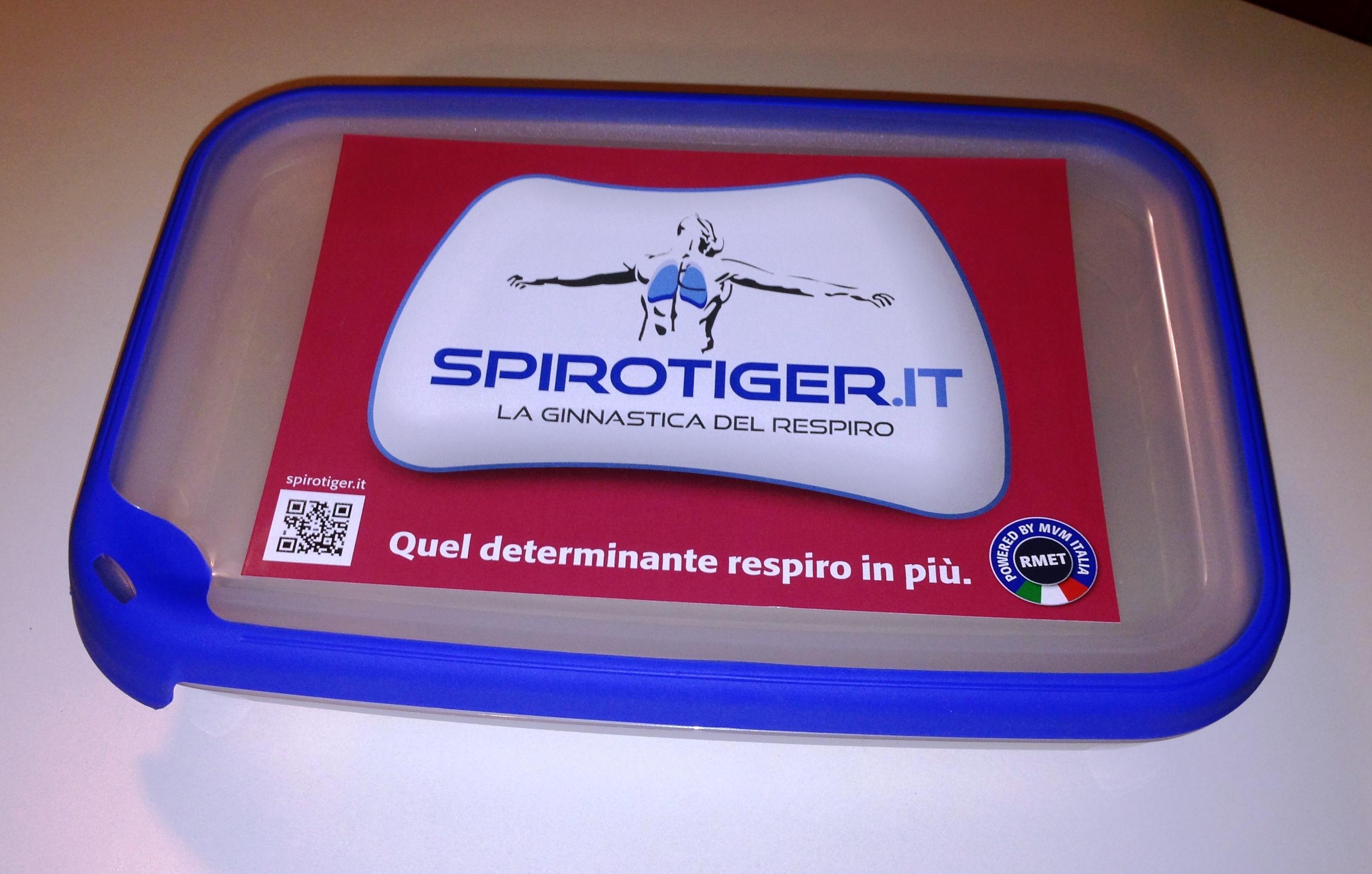 Contenitore ermetico per user set - SpiroTiger®