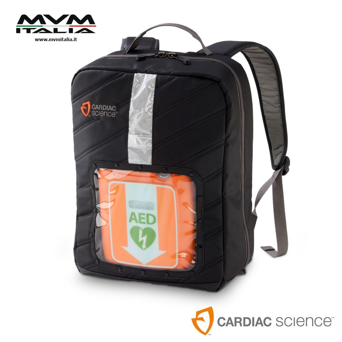 Zaino per soccorso Cardiac Science Powerheart G5