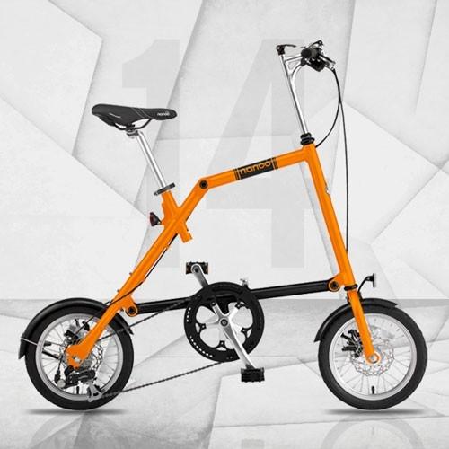 Bici Pieghevole Nanoo Prezzo.Nanoo Bici Pieghevole 14