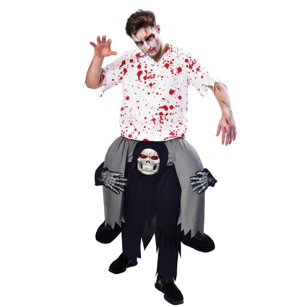 Lo Zombie e il Terribile Mietitore