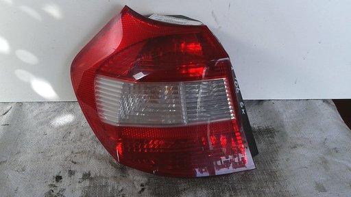 Fanale posteriore destro dx usato originale BMW Serie 1 2004>