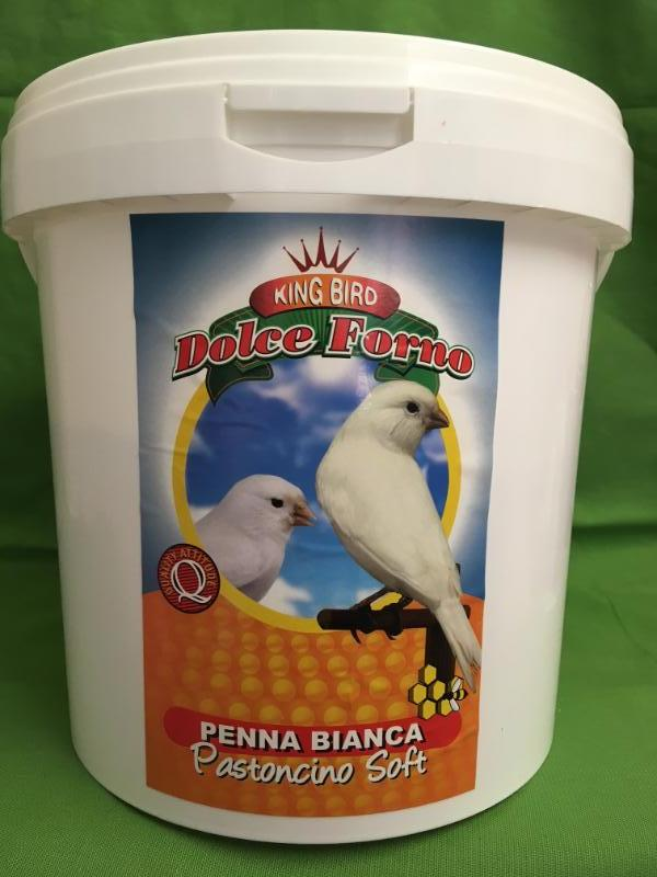 DOLCE FORNO PENNA BIANCA SOFT 5kg