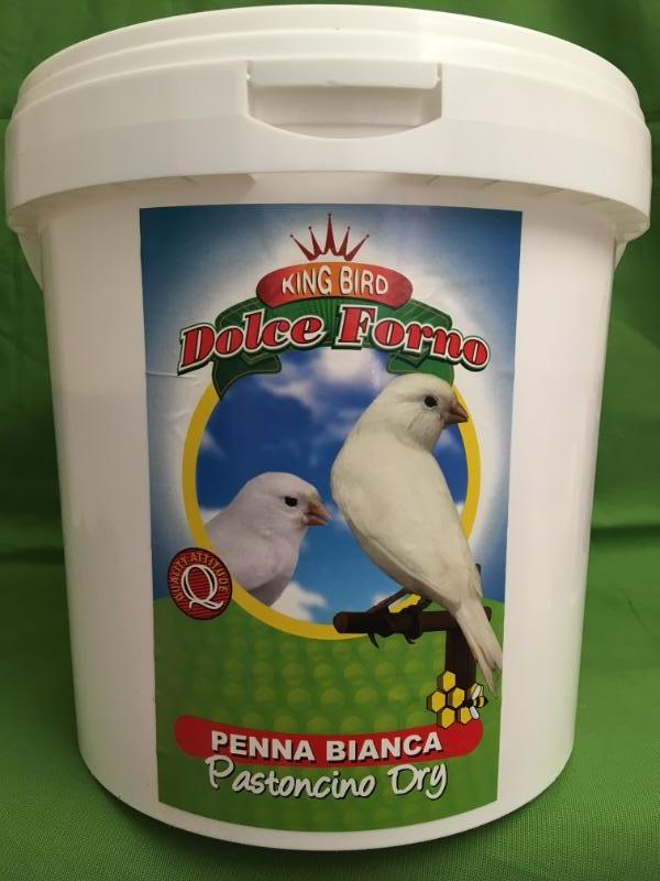 DOLCE FORNO PENNA BIANCA DRY 5kg