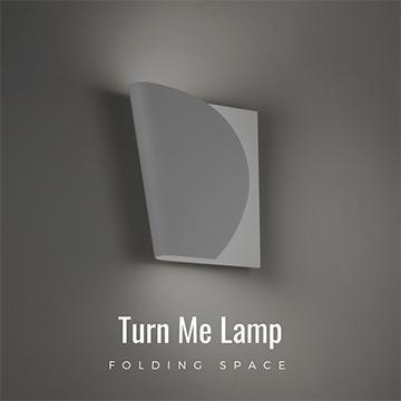 Turn Me the Wall Lamp