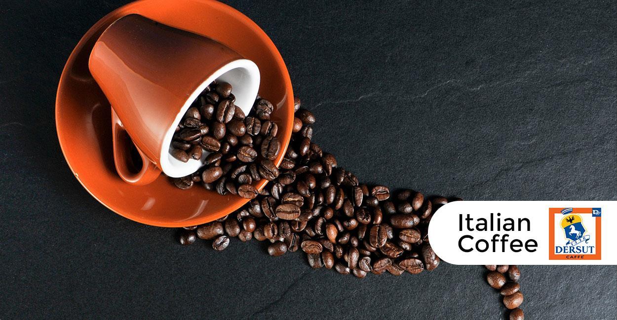 Dersut italian coffee