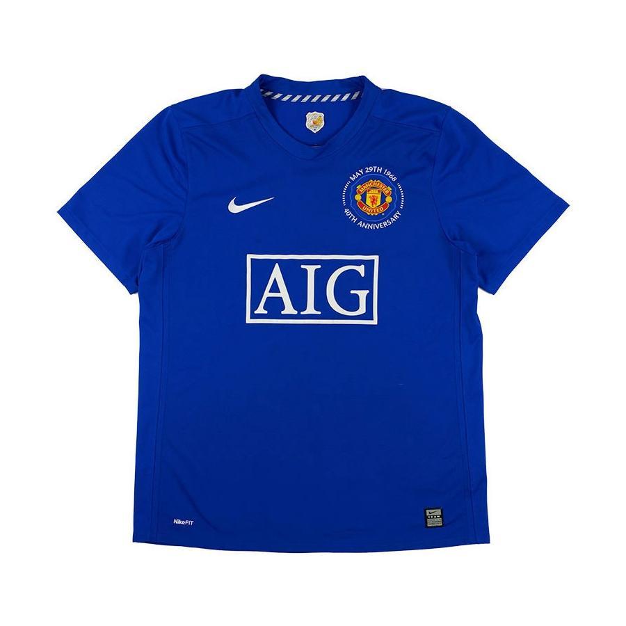 2008-09 Manchester United  Maglia Terza M