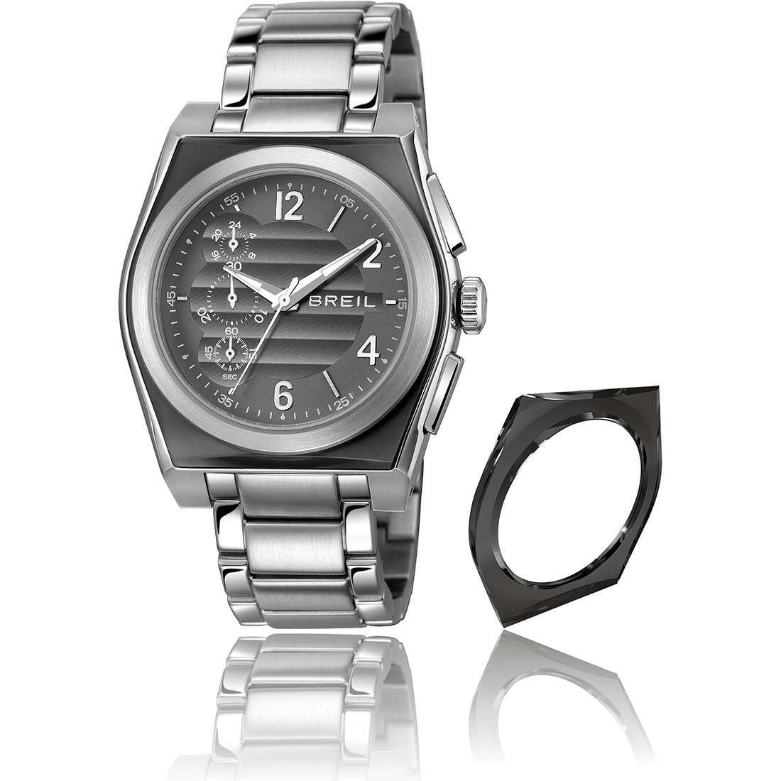 Orologio Cronografo Unisex Breil Escape