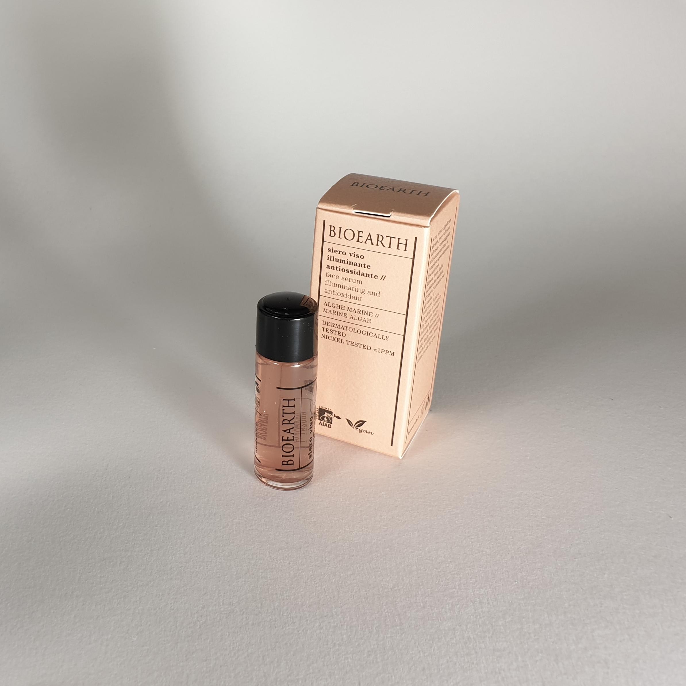 Siero viso illuminante antiossidante 5ml