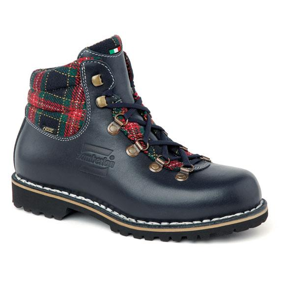 1085 BERKELEY NW GTX® WNS   -    Norwegian Welted Boots   -     Waxed Blue