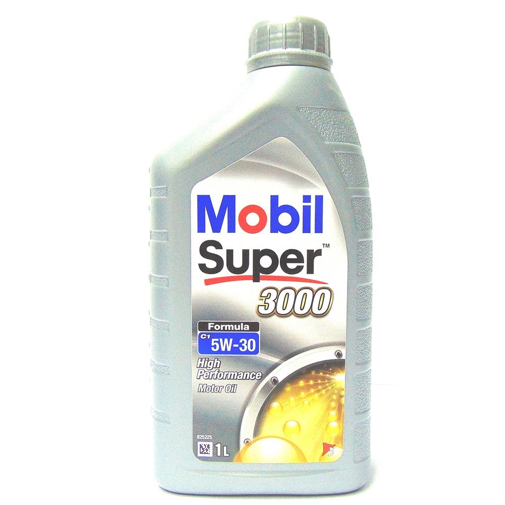 MOBIL OLIO MOTORE SUPER 3000 FORMULA C1 5W-30 1L