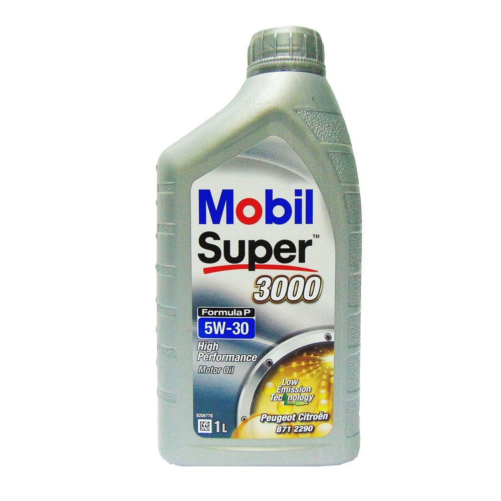 OLIO MOTORE MOBIL AUTO SUPER 3000 FORMULA P 5W-30 1L