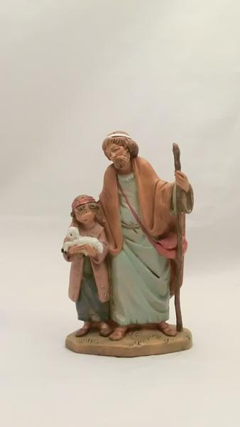 Papa e Misham cm 12