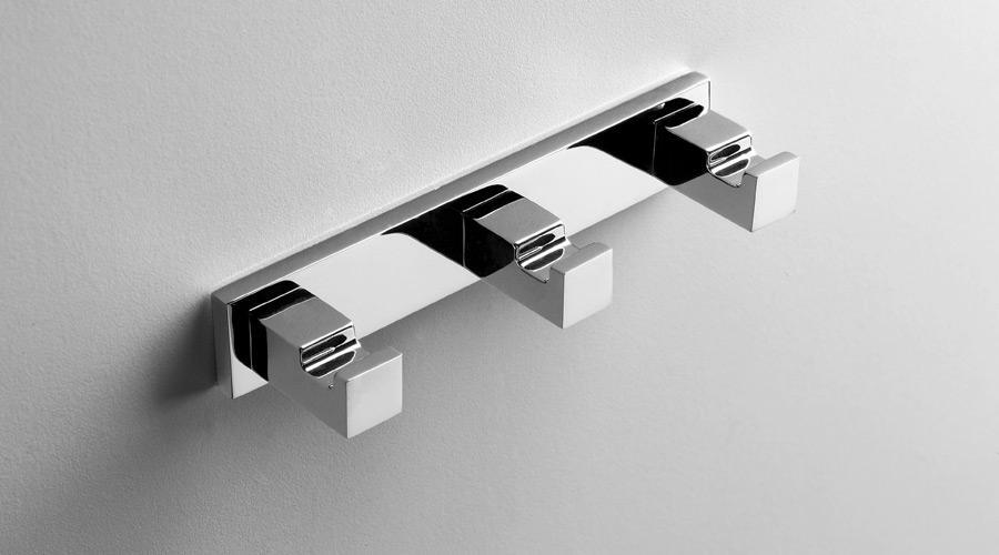 Appendiabiti per il bagno serie Look Colombo design
