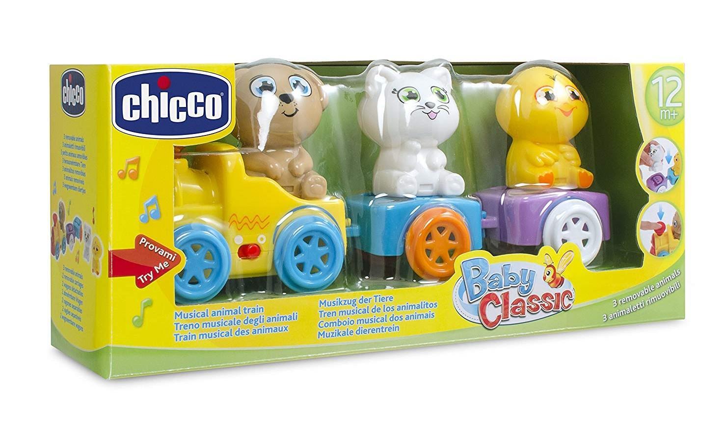 CHICCO TRENO DEGLI ANIMALI 07512 ARTSANA CHICCO